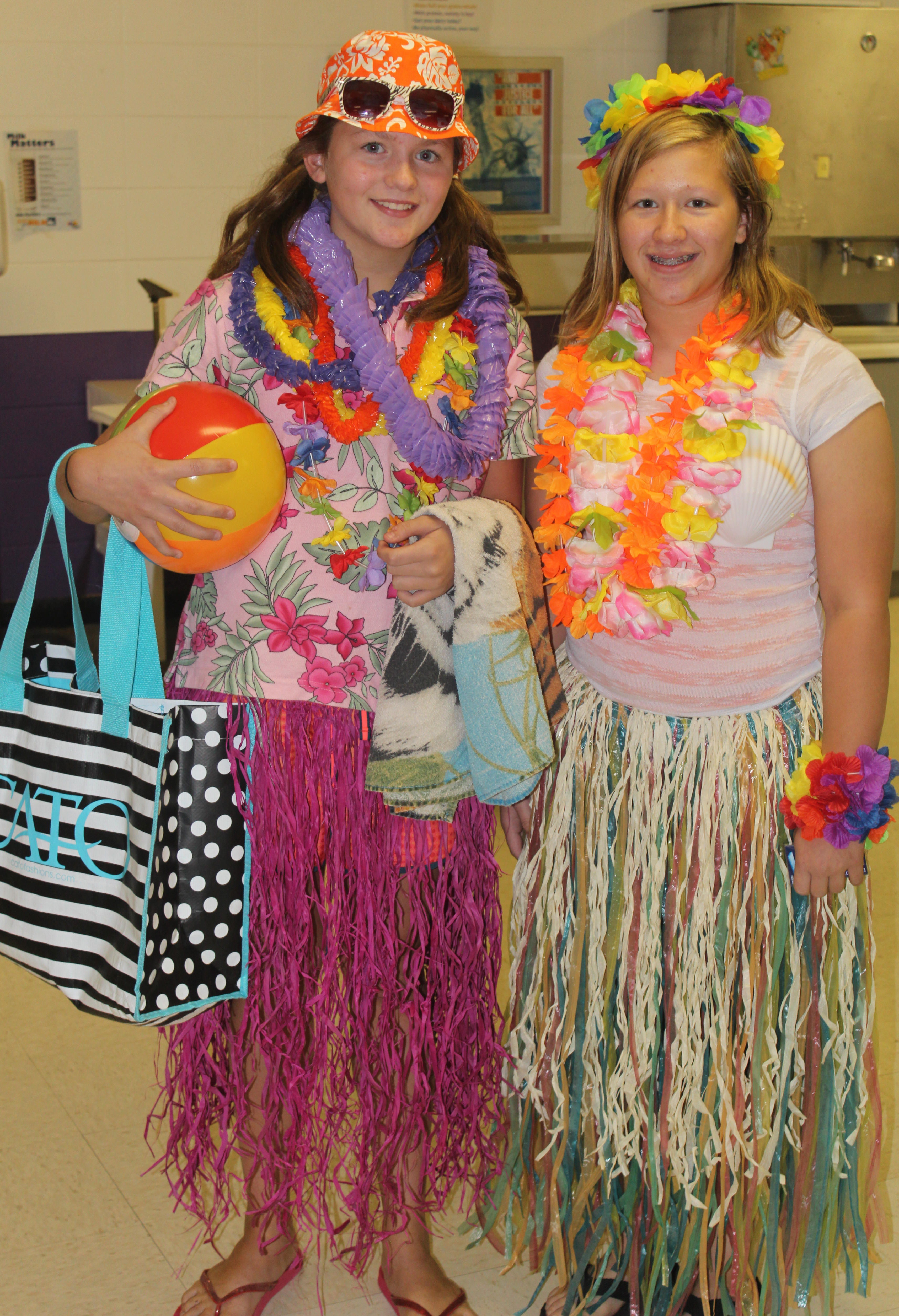 Hawaiian Day Winners2014