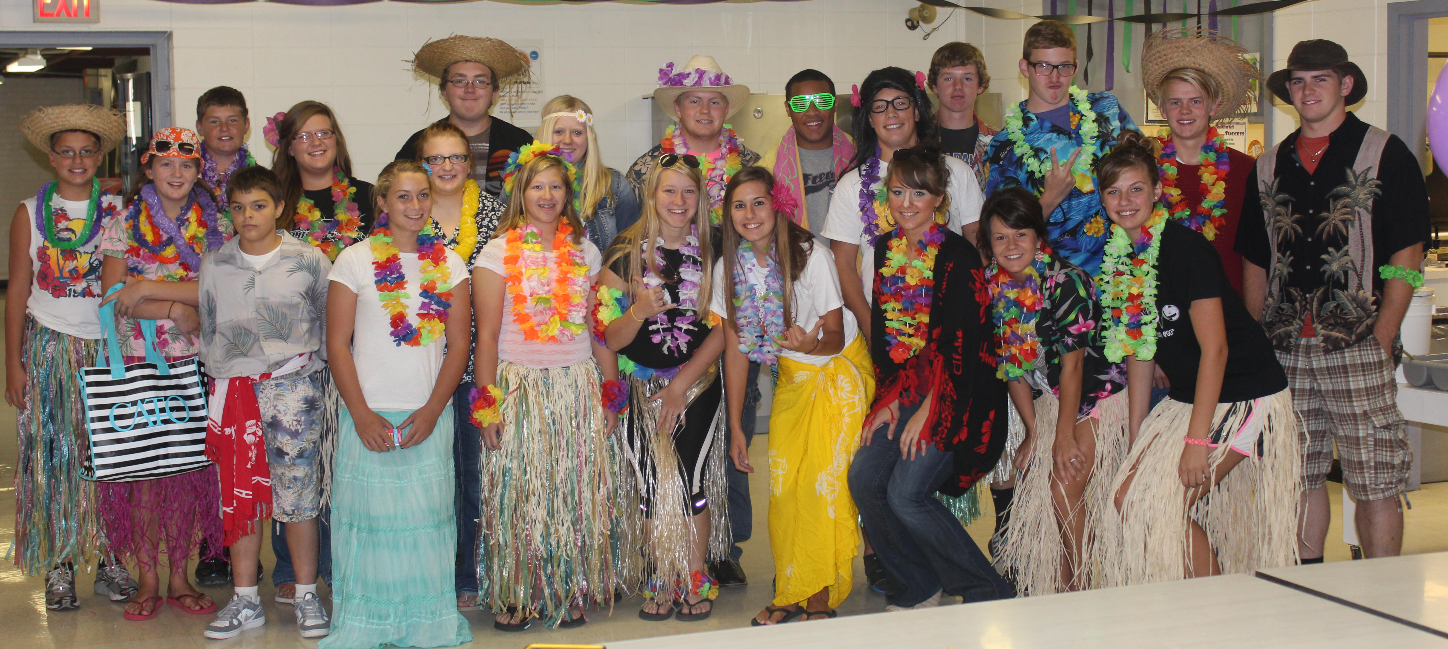 Hawaiian Day 2014