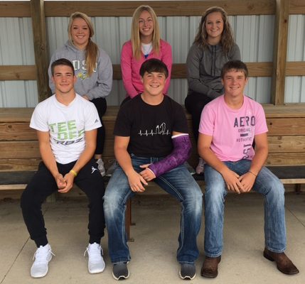 Homecoming Candidates 2016